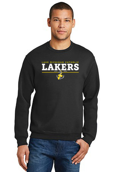NuBlend® Crewneck Sweatshirt - Mens/Adult