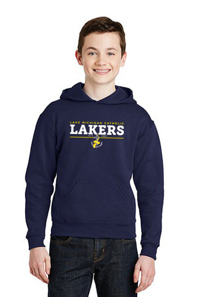 NuBlend® Pullover Hooded Sweatshirt - Youth