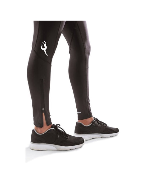 HOLLOWAY  LADIES HIGH RISE TECH TIGHT -- Navy