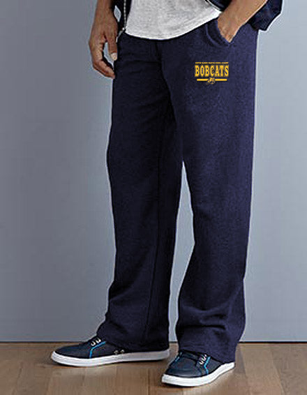 NuBlend® Pocketed Open Bottom Sweatpants