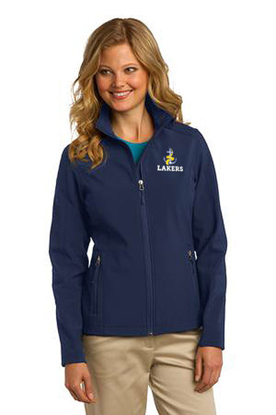 Port Authority® Core Soft Shell Jacket - Ladies