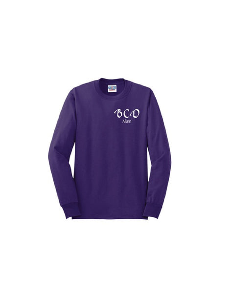 BCD Alumni Long Sleeve T-Shirt