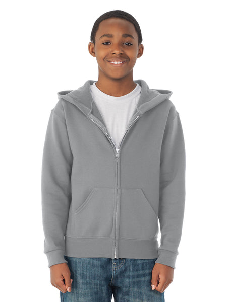 SWM Rec Full-Zip Hooded Youth Sweatshirt
