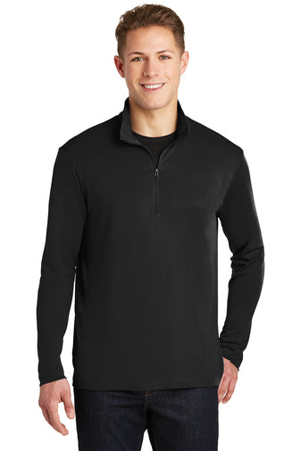 SWM Rec Sport-Tek® PosiCharge® Competitor™ 1/4-Zip Pullover ST357