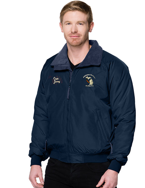 Tri-Mountain 8800 Mountaineer Jacket - no back embroidery
