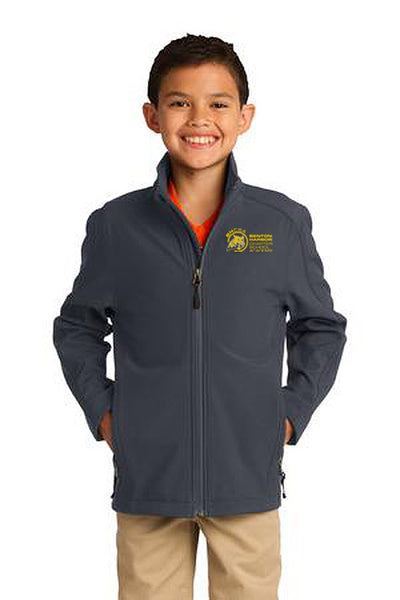 Port Authority® Core Soft Shell Jacket - Youth