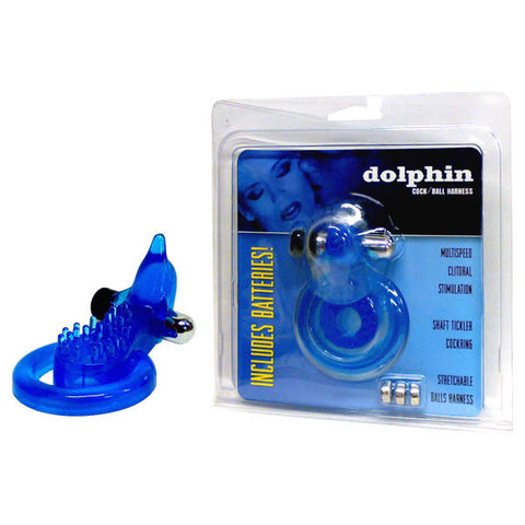 Dolphin Cock & Ball Harness