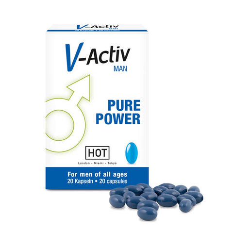 Hot V-Activ For Men