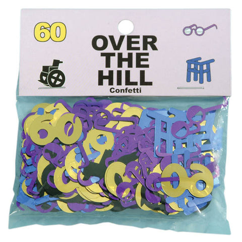 Over The Hill Confetti