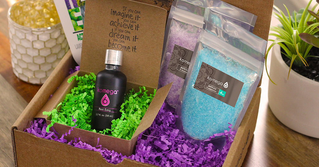 EXCLUSIVE: Komega6 to Launch new Bath Salts on Zulily