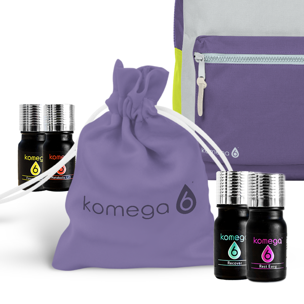 Traveler Essential Oil Kit