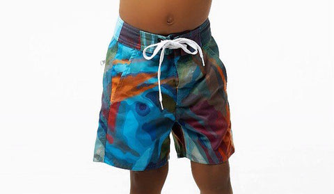 Kids Bamboo Board shorts