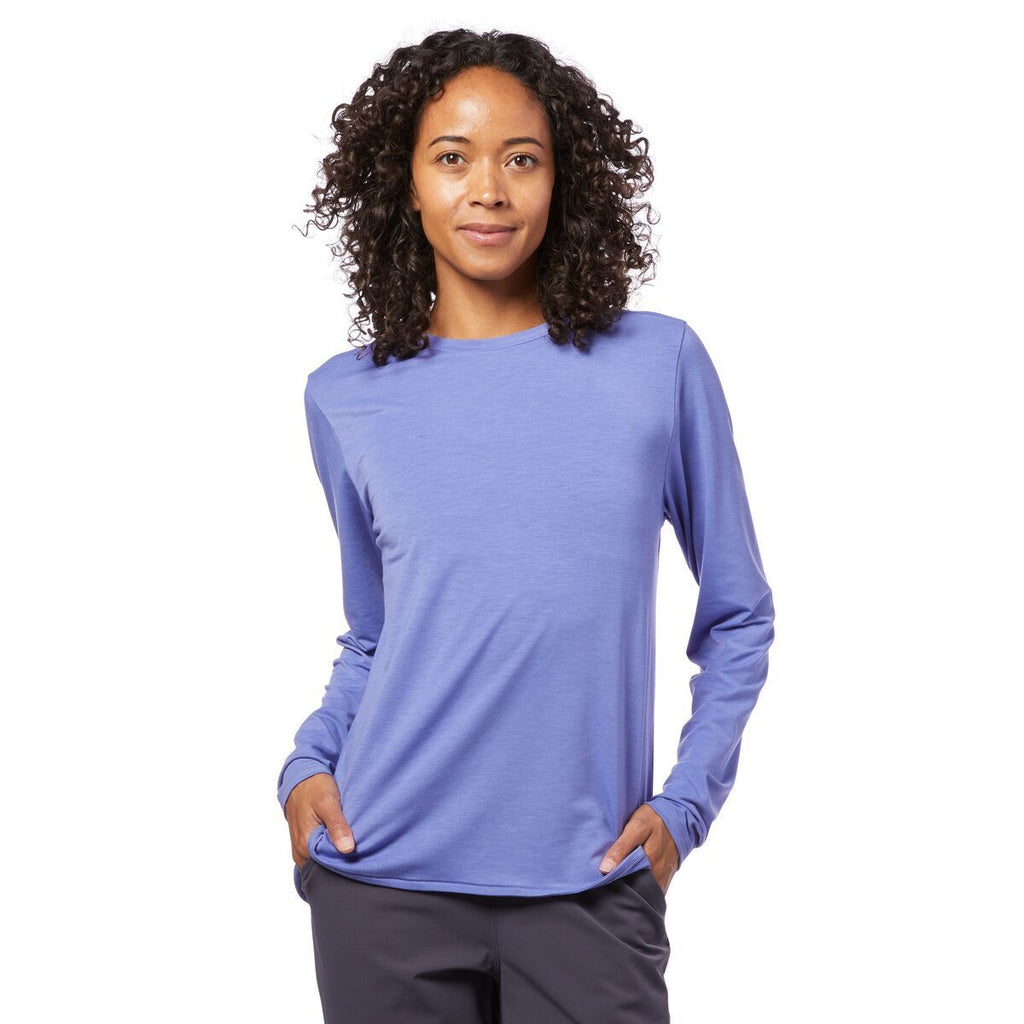 Quito Long - Sleeve Active Shirt - Women's, On Model 2