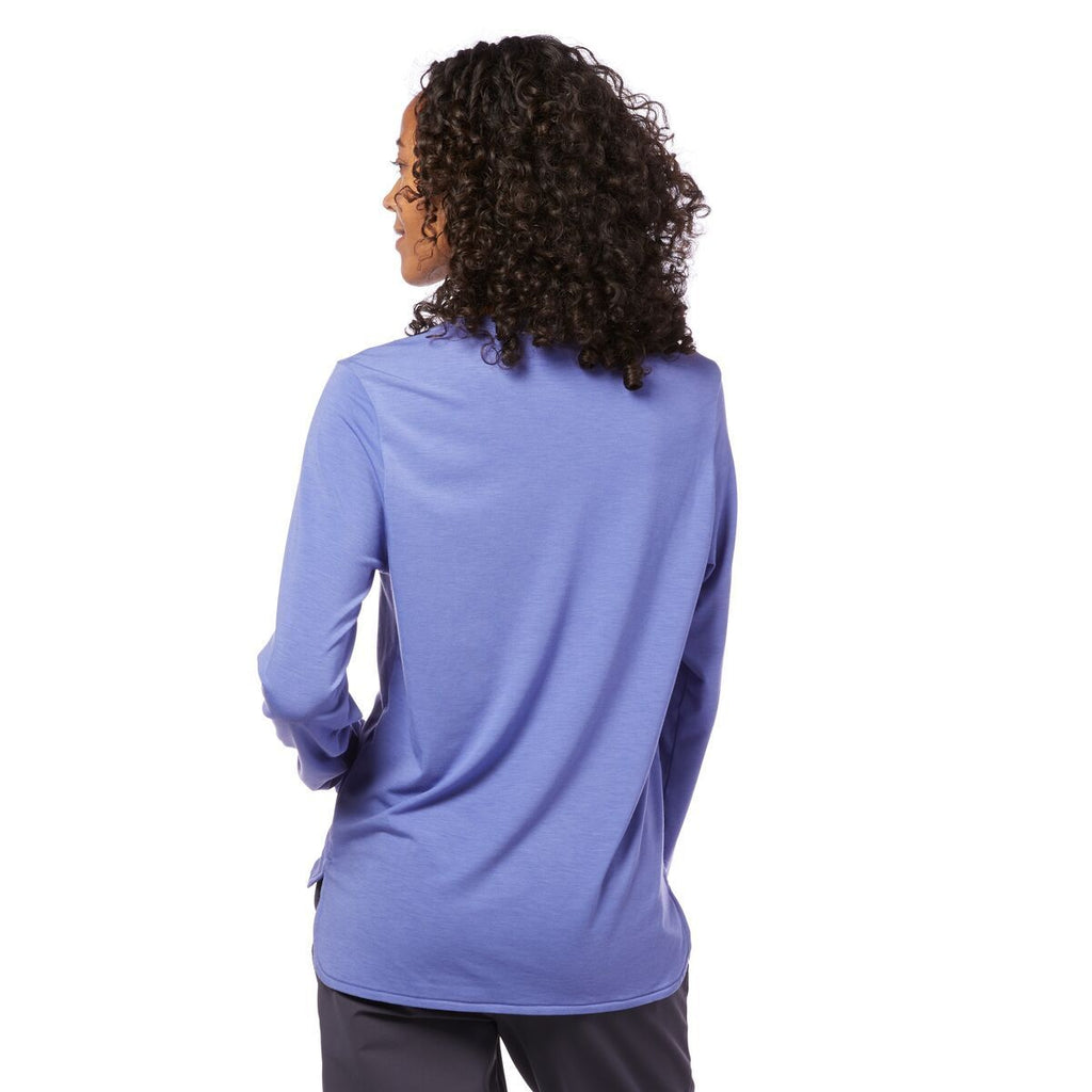 Quito Long - Sleeve Active Shirt - Women's, On Model 4