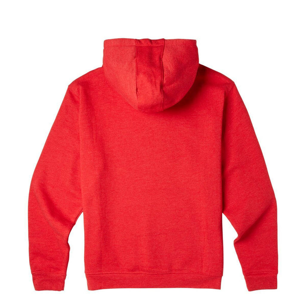 Do Good Pullover Hoodie - Men's, Racing Red, Back
