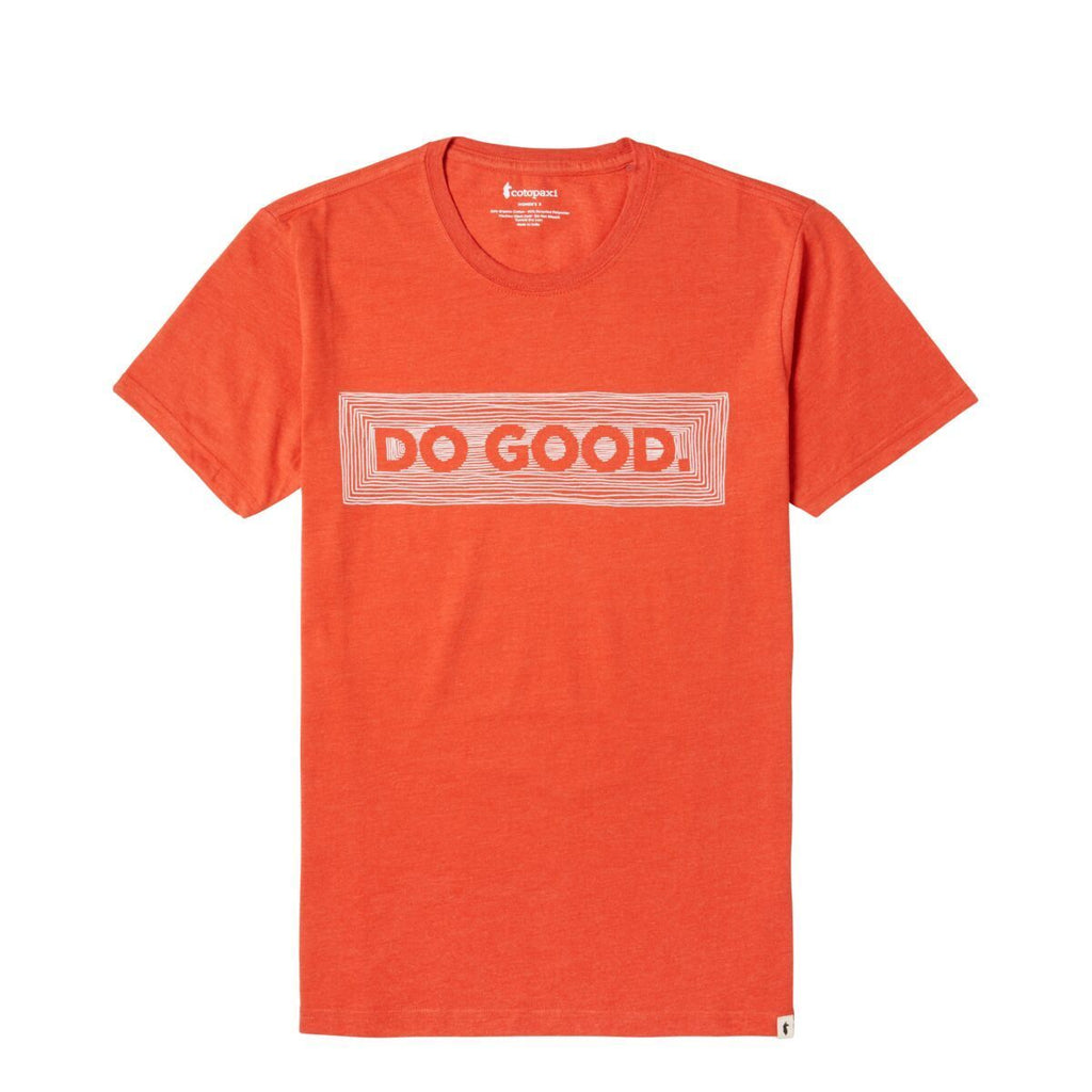 Topo Do Good T-Shirt - Women's, Coral