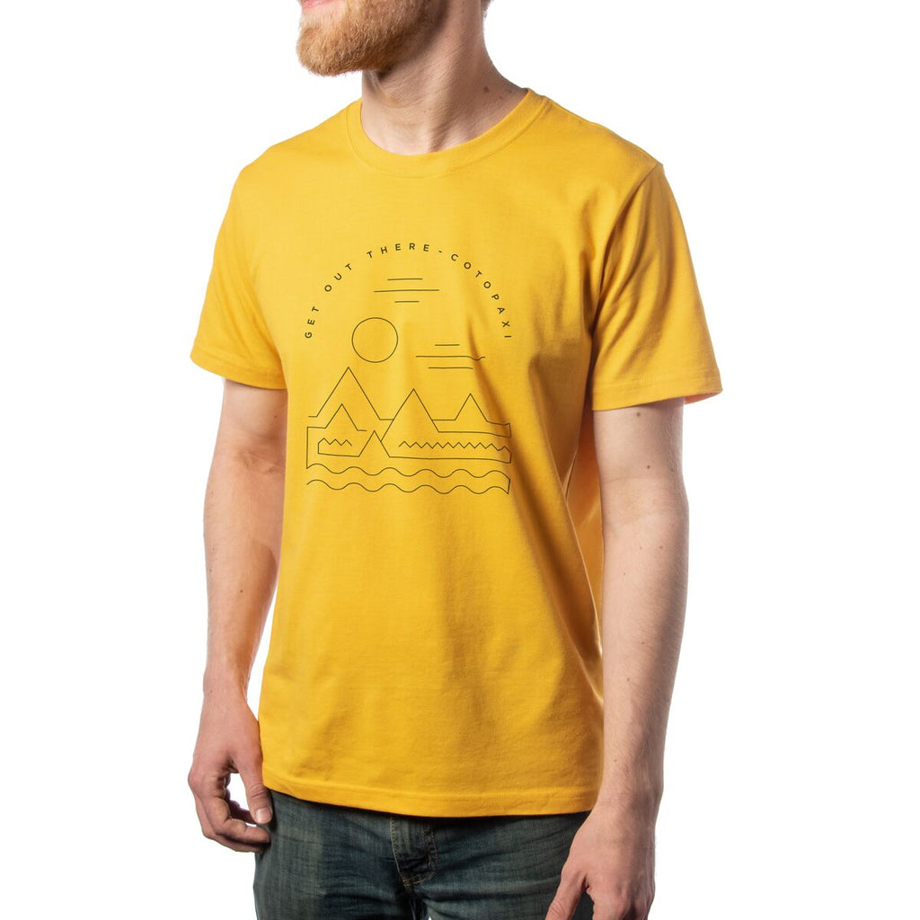 Get Out There Landscape T-Shirt - Men's