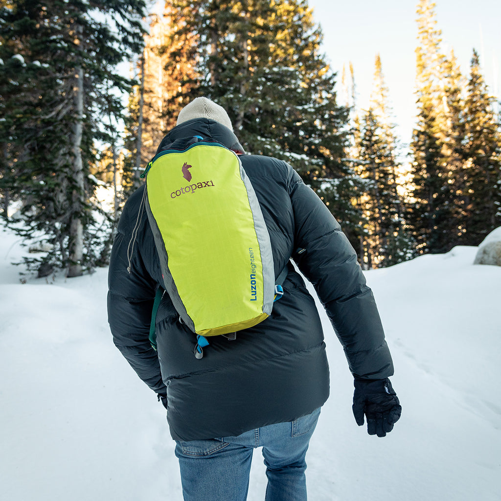 Cotopaxi LUZON 18 LITER DAYPACK BACKPACK DEL DIA One of a Kind!