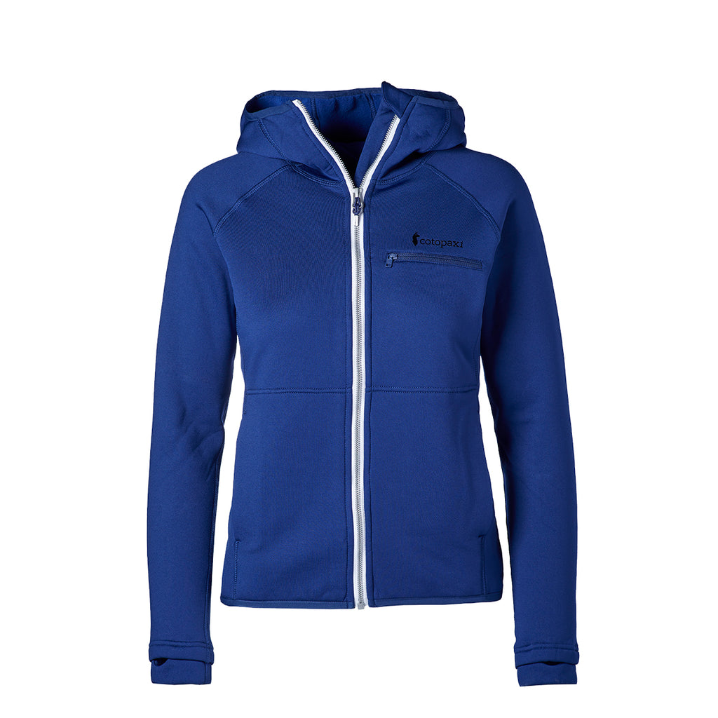Sambaya Stretch Fleece Hooded Jacket - Women's - FINAL SALE