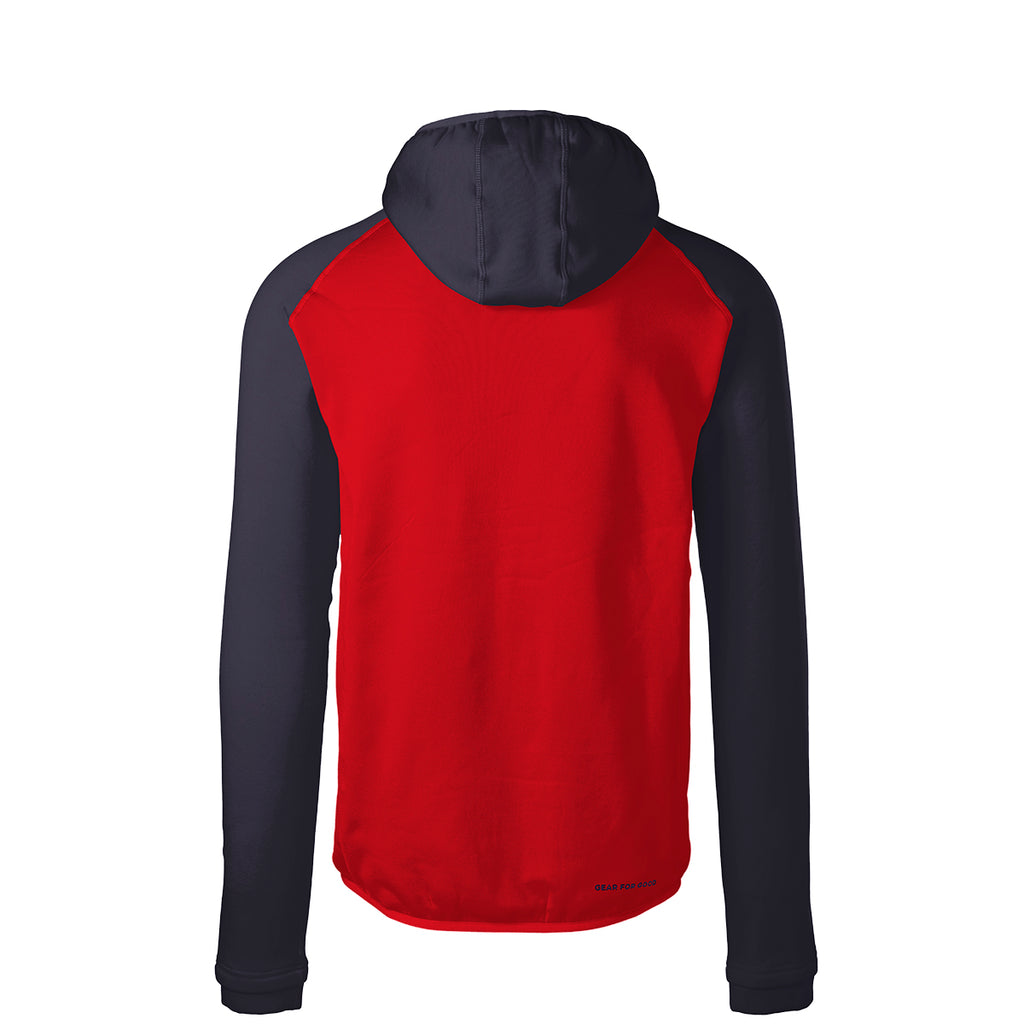 Sambaya Stretch Fleece Hooded Jacket - Men's - Sale