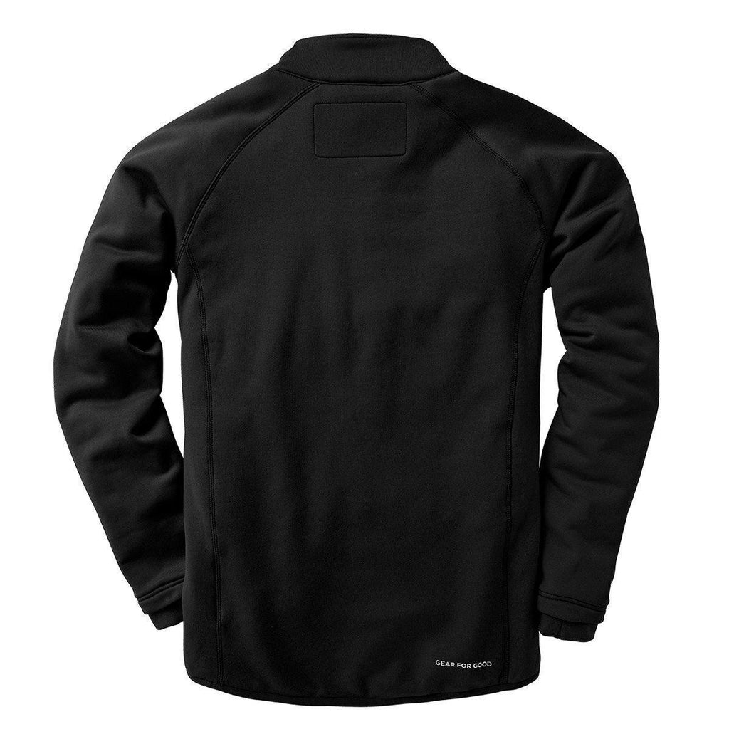 Sambaya Stretch Fleece Hoodless - Men