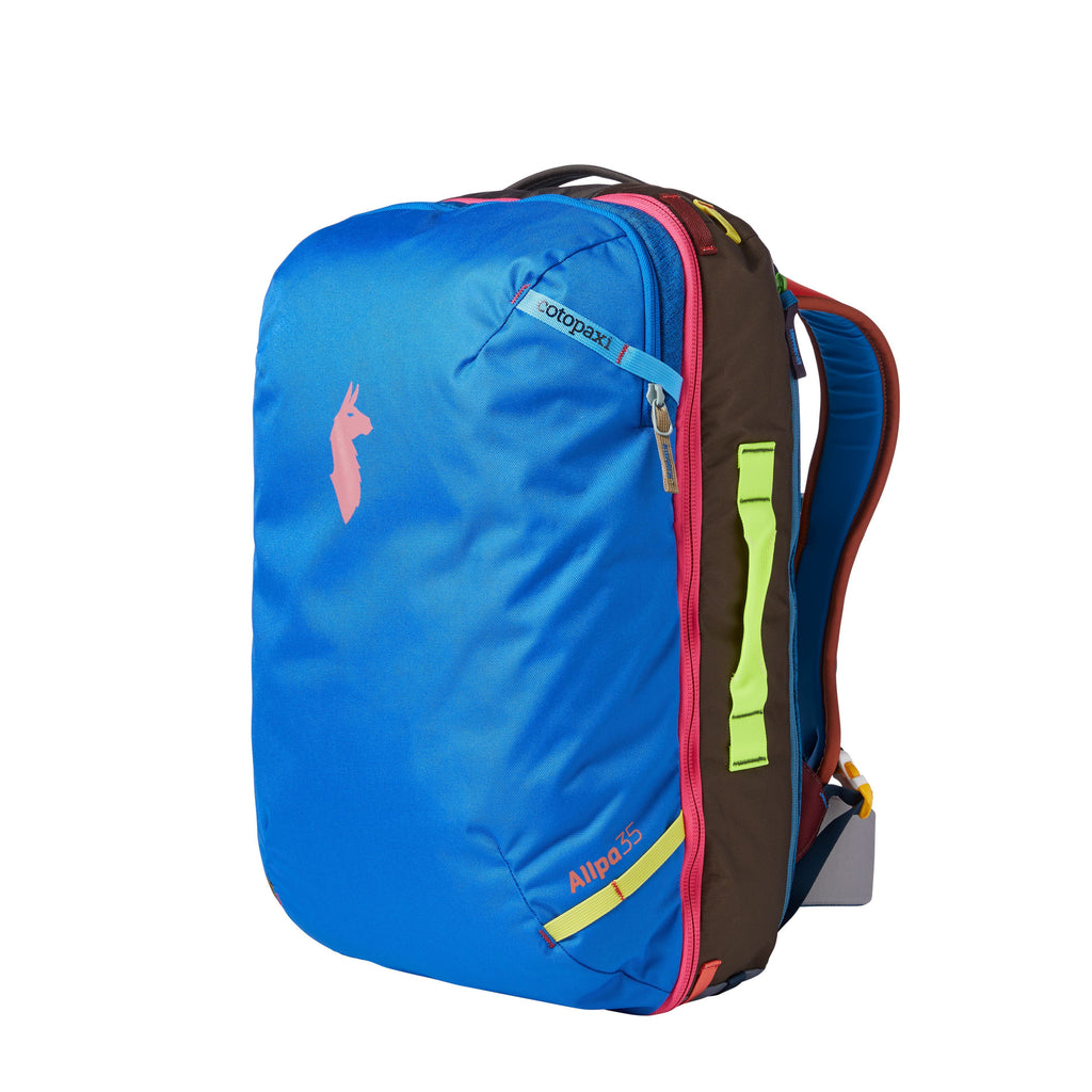 Allpa 35L Travel Pack - Del Dia, Detail