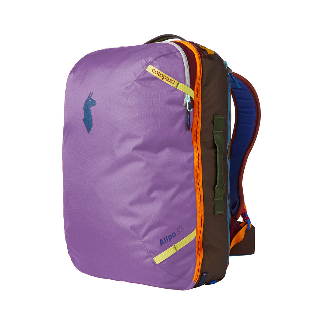 Allpa 35L Travel Pack - Del Dia, Purple