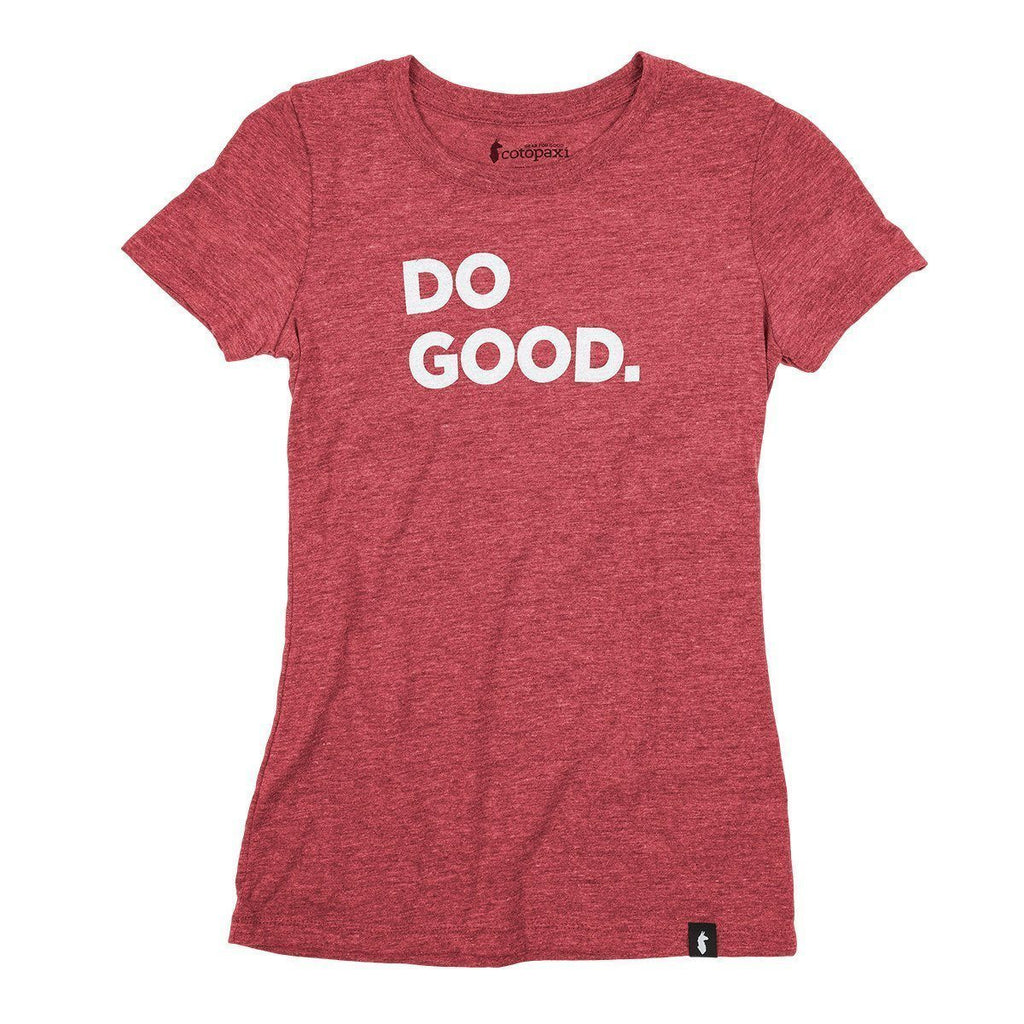 Cotopaxi - Women's Do Good T-shirt