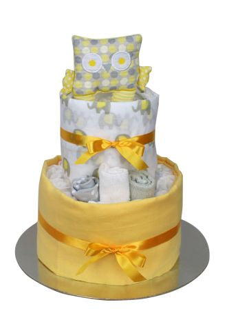 New Beginnings Nappy Cake - Unisex