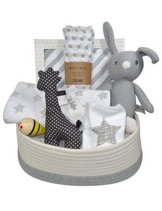 Wrap Me Up unisex Baby gift basket Adelaide