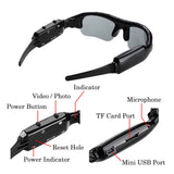 Camcorder/Camera Spy Glasses - DiscountTronics.com