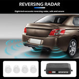 Automobile Reverse Parking Sensor Kit - DiscountTronics.com