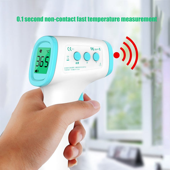Contact Free Infrared Thermometer - DiscountTronics.com