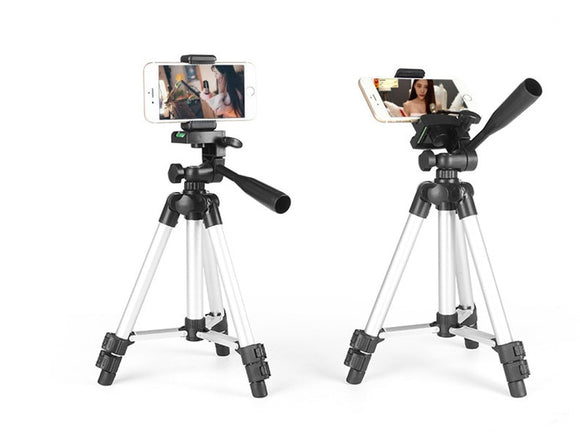 Universal Smart Phone And Camera Tripod - DiscountTronics.com