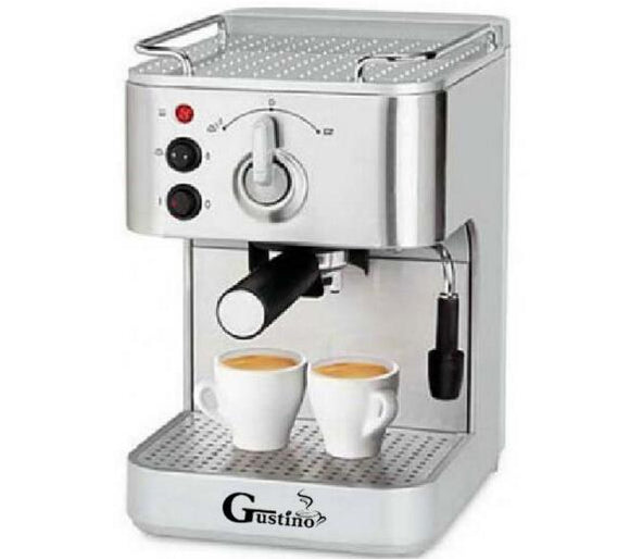 Professional Italian Espresso Coffee Machine - DiscountTronics.com