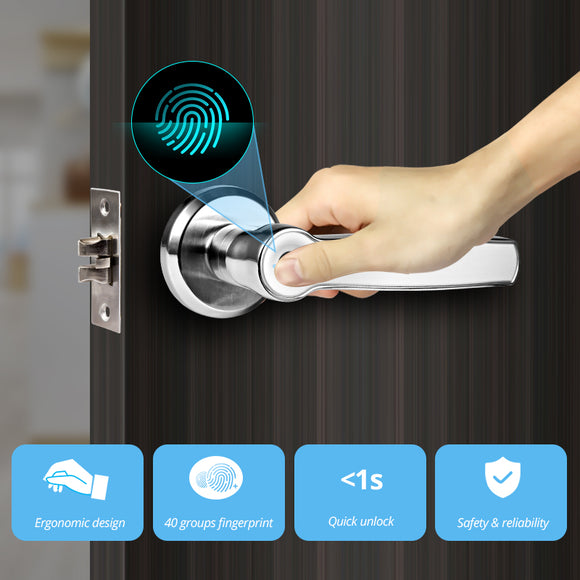 Smart Bio-metric Fingerprint Door Lock