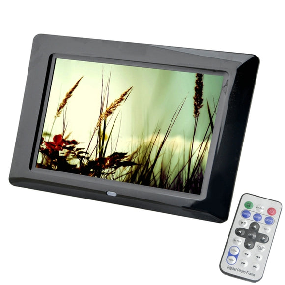 Electronic Digital Photo Frame - DiscountTronics.com