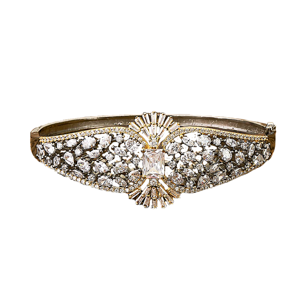 Gatsby Bangle - The Pink Bazaar