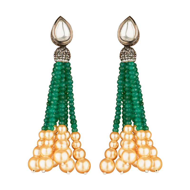 Hari Earrings - The Pink Bazaar