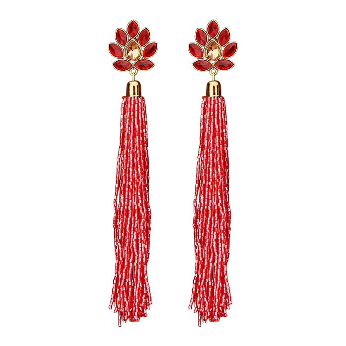 Pataka Earrings - The Pink Bazaar