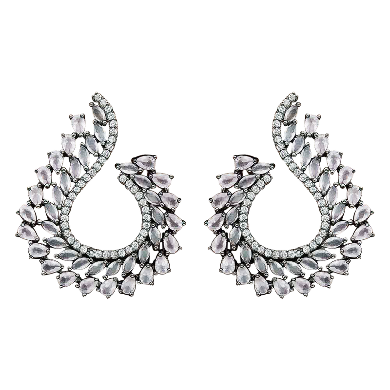 Sara Earrings - The Pink Bazaar