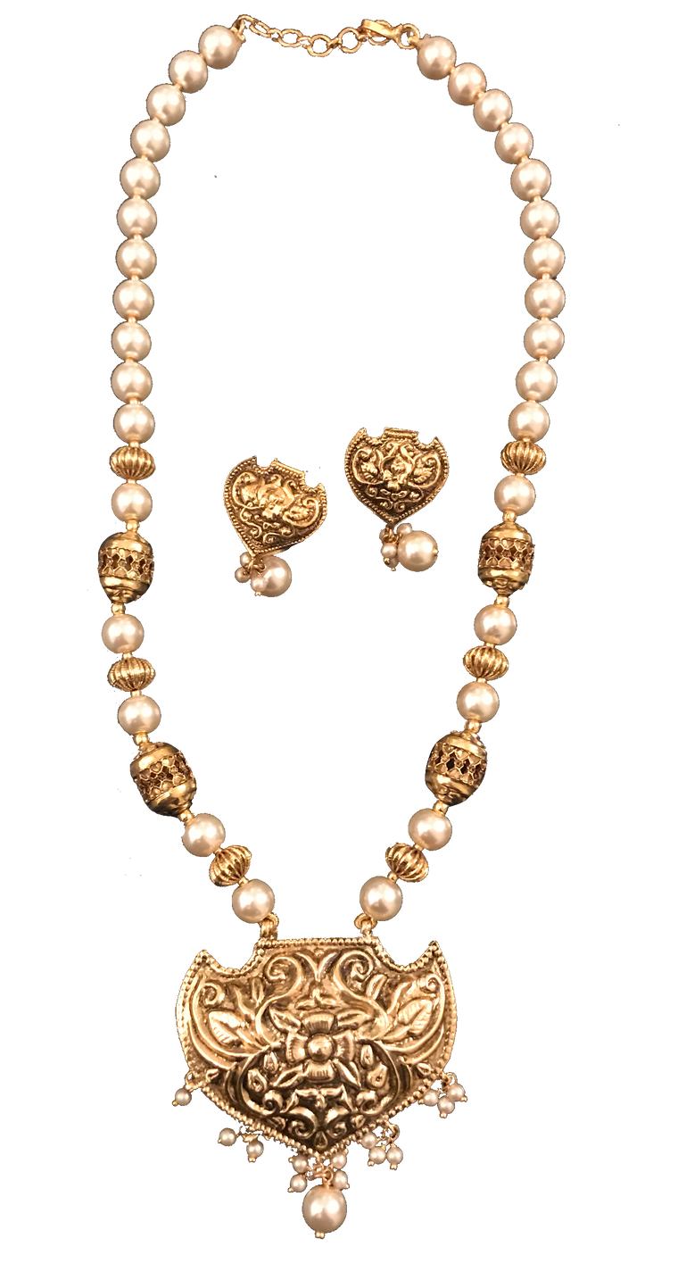 Jitni Necklace Set