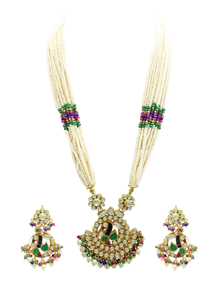 Morni Necklace Set