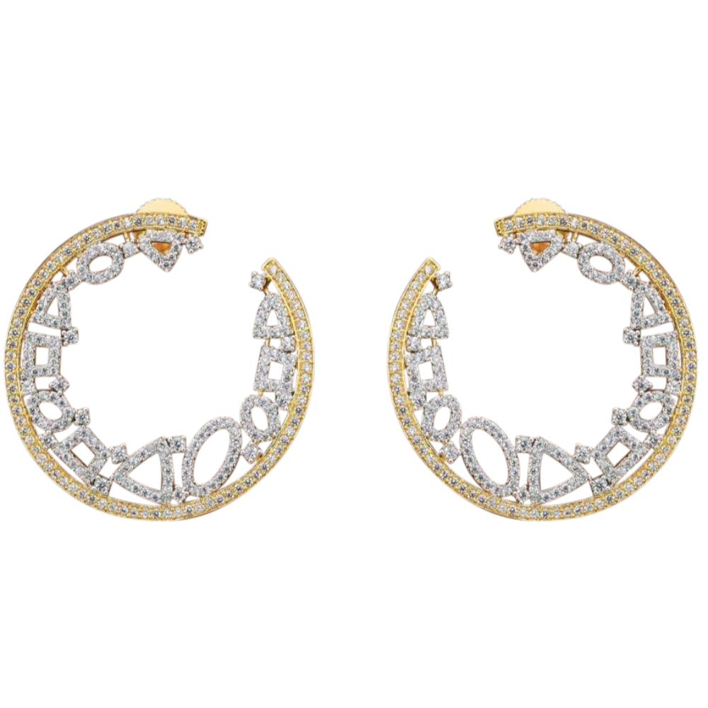 Nekita Earrings - The Pink Bazaar