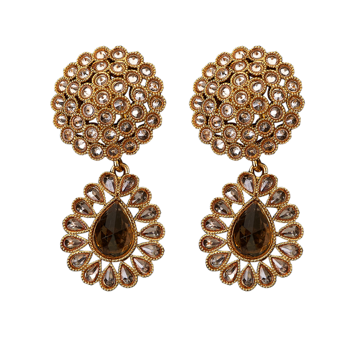 Mamta Earrings - The Pink Bazaar