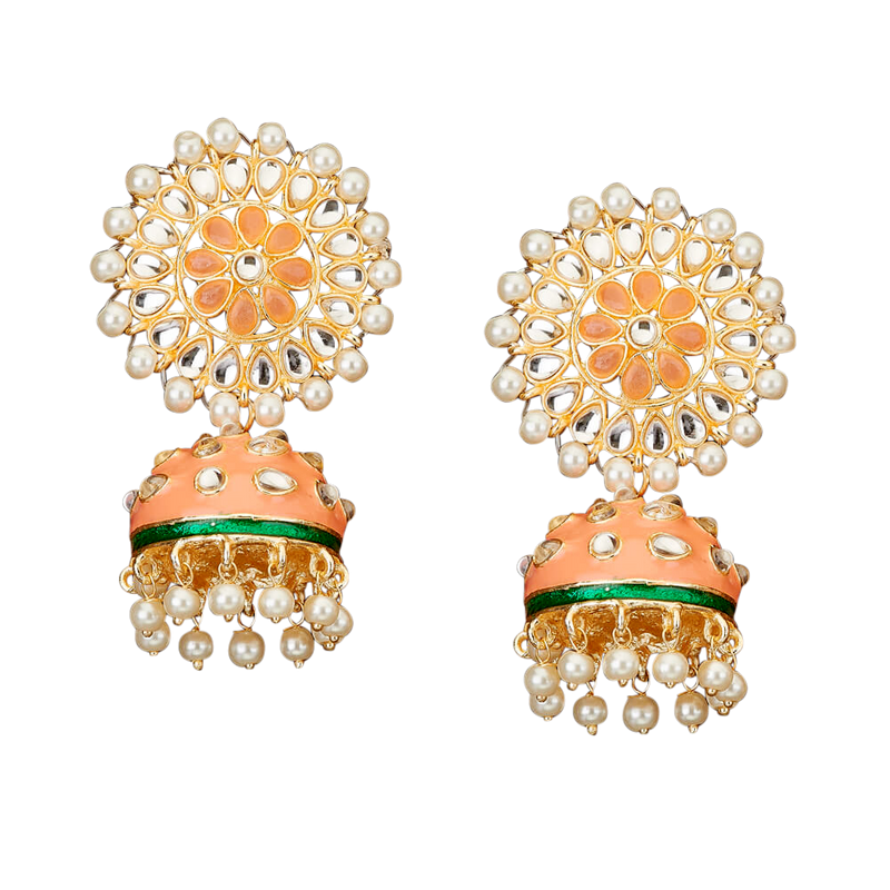 Ranja Earrings - The Pink Bazaar