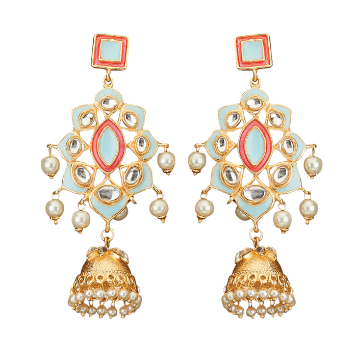Antara Earrings - The Pink Bazaar