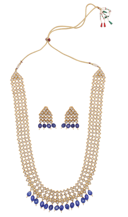 Ranja Necklace Set - The Pink Bazaar