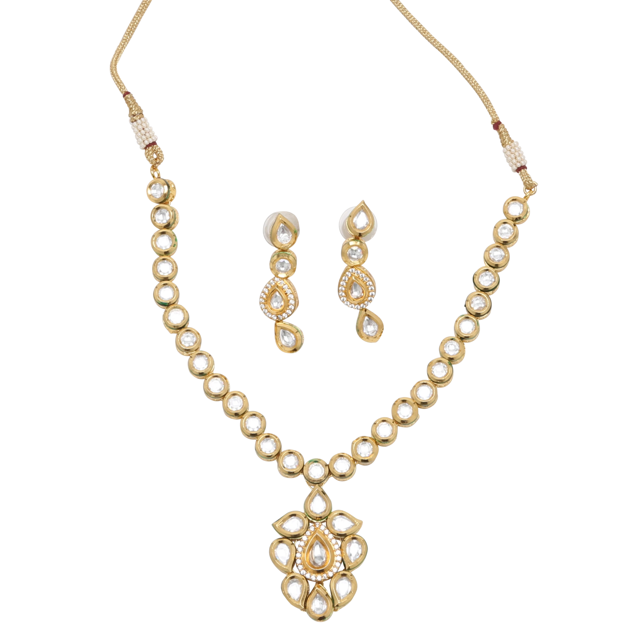 Shamiak Necklace Set