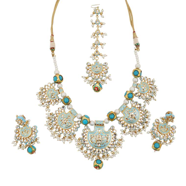 Sitara Necklace Set
